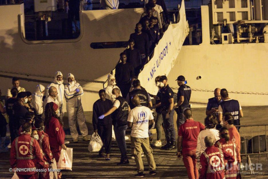 « Plateformes régionales de débarquement » et « centres contrôlés » : des propositions qui stagnent - Vues d'Europe