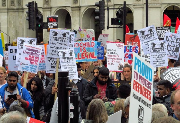 L'autre impact de la crise de « 2015 » : une mobilisation citoyenne inédite - Vues d'Europe
