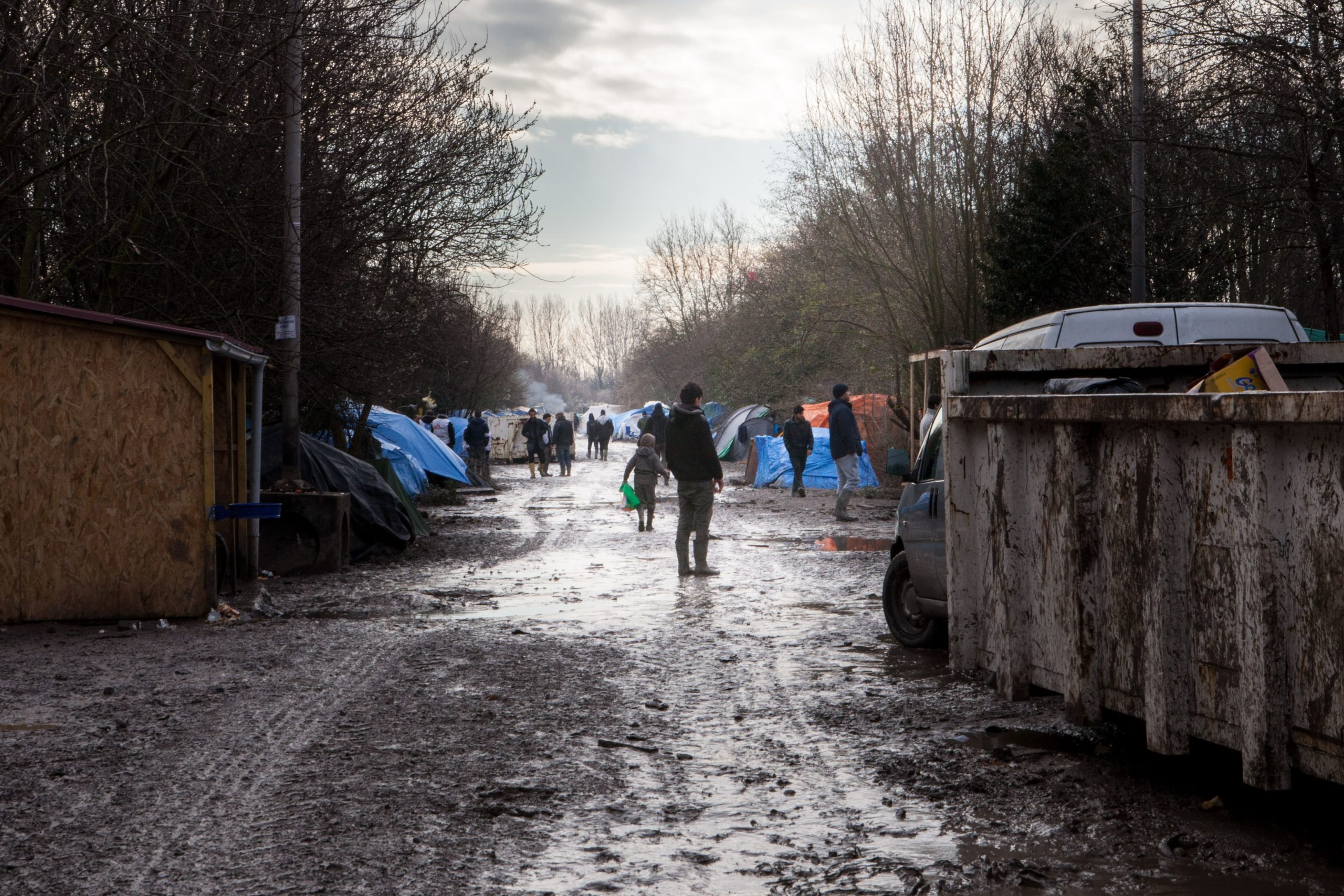 """""""Villes-frontières"""" : le défi de l'accueil aux frontières intérieures et extérieures de l'Europe - Vues d'Europe"""