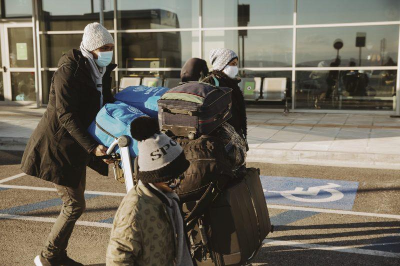 Réinstallation des réfugiés afghans dans l'UE : des promesses, pas d'engagements chiffrés - Vues d'Europe